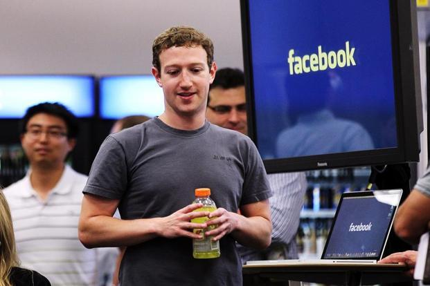 At university, Zuckerberg rarely attended class and instead spent his time computer programming. Photo: Justin Sullivan/Getty Images